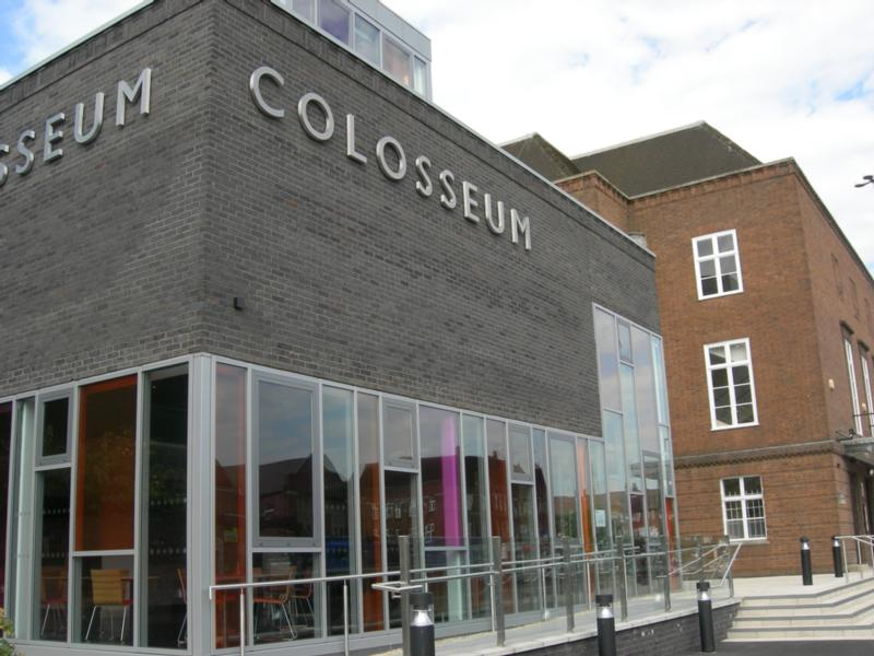 Watford Colosseum | McCormick Flat Roofing